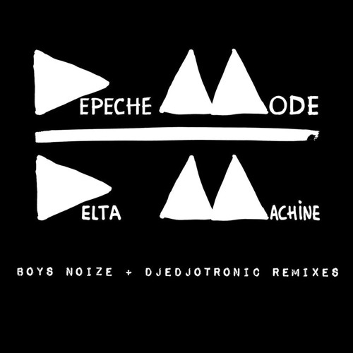 Premiere: Depeche Mode - Alone (Djedjotronic Remix)