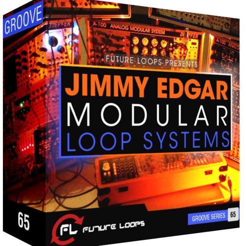 Jimmy Edgar - Modular Loop Systems