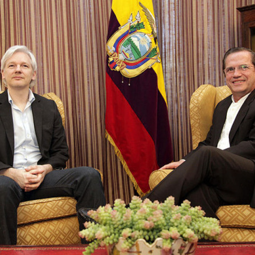 Ecuador: Analyzing Asylum for Assange & Discussing Yasuni Park (Lp6202014)