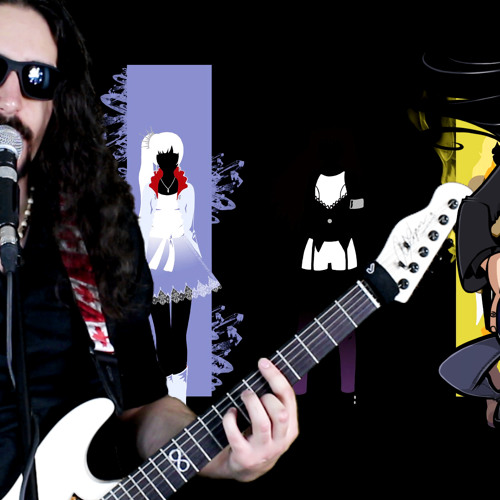 """RWBY Time To Say Goodbye """"Epic Rock"""" Cover"""