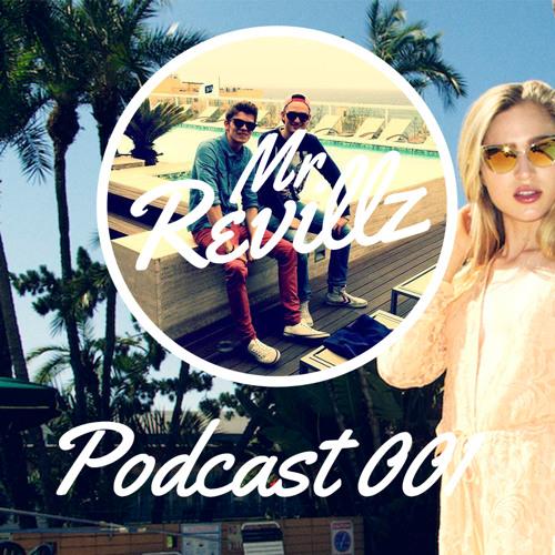 MrRevillz Podcast 001: GAMPER & DADONI