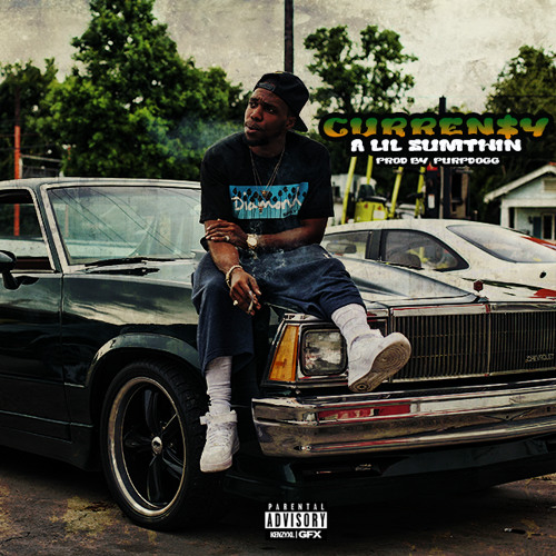 """Curren$y - """"A Lil Sumthin"""" (Come Up Big On Em) (Prod. By Purpdogg)"""