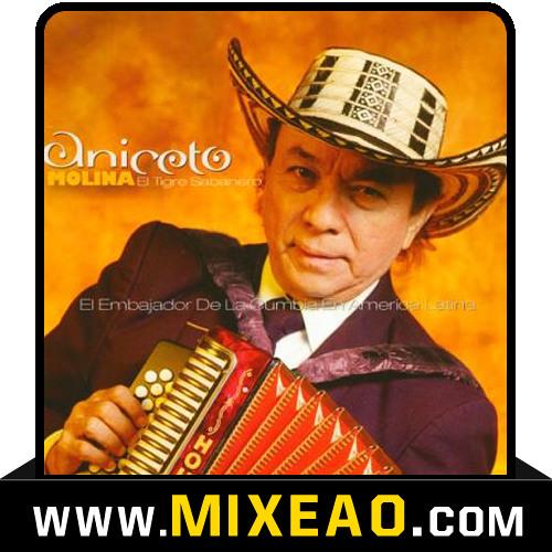 Aniceto Molina Mix ::: El campanero - Cumbia sampuesana - Josefina - La brujita - Charanga