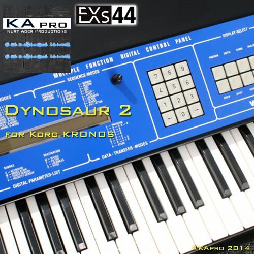 EXs44 Dynosaur 2