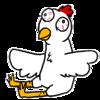 Clowny & Reminisce's Chicken Grunter