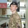 UNIFORM TO WORK DAY LCPL MATT JARRETT - DSTL - WILTSHIRE