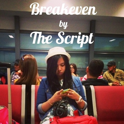 Breakeven - The Script (cover)