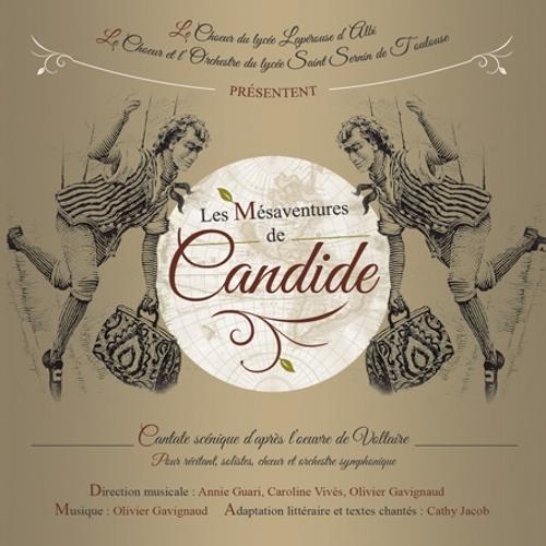 Les mésaventures de Candide