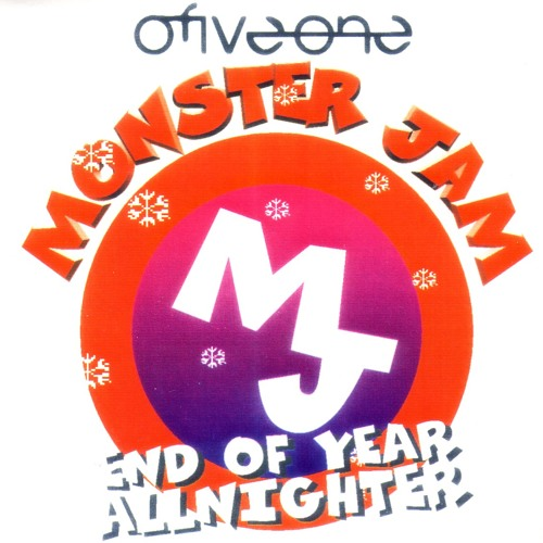 Lee Butler - Monster Jam (End of year allnighter) Maximes - Wigan - 6-12-96