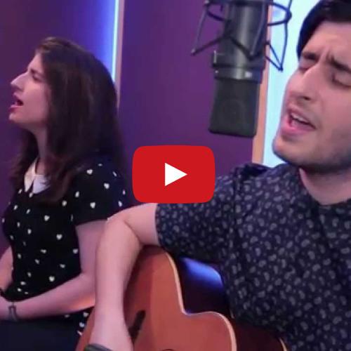 Isaac Moraleja y Nadine Desire - Te Anhelo (Acústico)