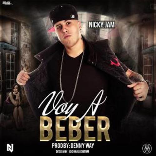 Nicky Jam Voy A Beber