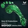 Bigfoot - W&W (New-B Remix/Edit)