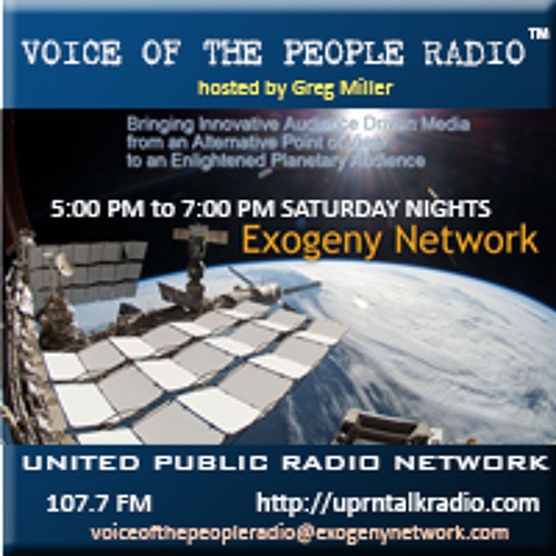 Voice-of-thePeople-guest Daniel Adorno