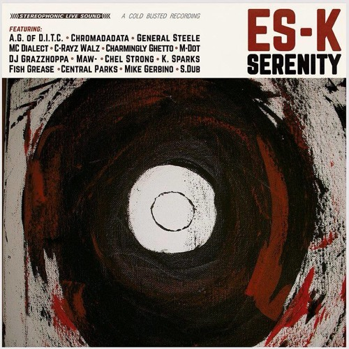 Till We Meet Again (Central Parks Remix) Feat. DJ Grazzhoppa from Es-k's Serenity album