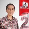 Ricky Achmad - Jokowi Pemimpinku (VERSI METAL)