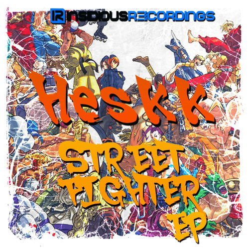 IR1 - HESKK - Street Fighter (clip)  OUT NOW [ 01.09.2014 ] SF EP