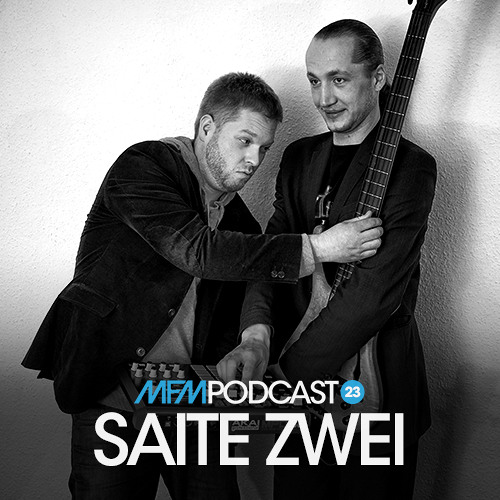 MFM Booking Podcast #23 by Saite Zwei