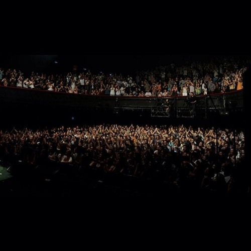 Olympia, Paris - 21.06.2014