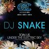 "DJ SNAKE world premieres DJ SUB ZERO ""STICKEM"" at EDC LAS VEGAS 2014 mainstage"