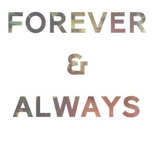 Forever And Always - Parachute