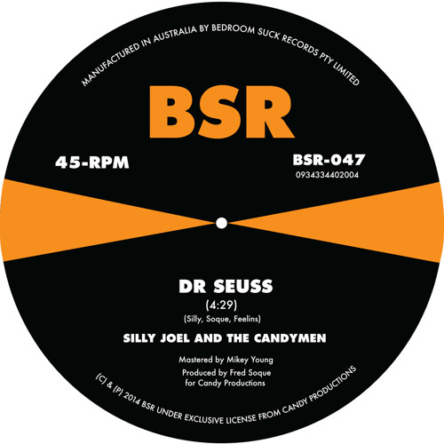 Silly Joel and the Candymen - Dr. Seuss