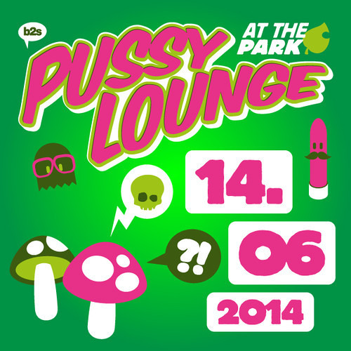Panic & Paul Elstak @ Pussy lounge at the Park 2014