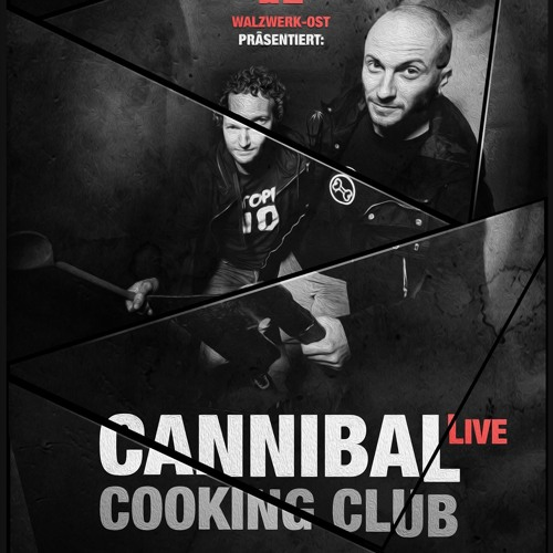 Cannibal Cooking Club live @ M-Bia 23.05.2014