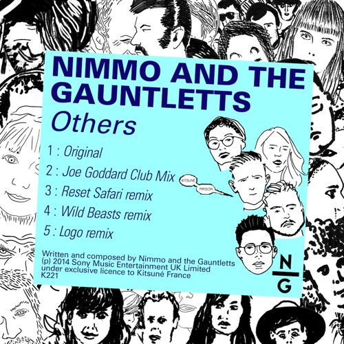 "Nimmo - ""Others"" (Joe Goddard Club Mix)"