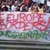 Fermata la carovana europea dei migranti partita dall'Italia