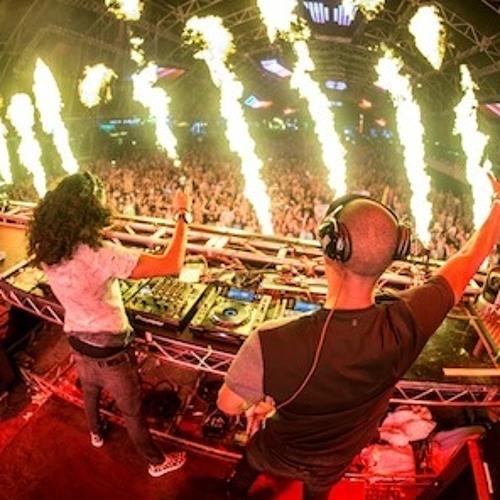 Sunnery James & Ryan Marciano at EDC Las Vegas | 21-06-2014