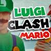 Luigi Clash Mario