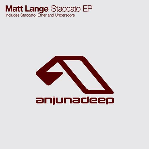 Matt Lange - Staccato