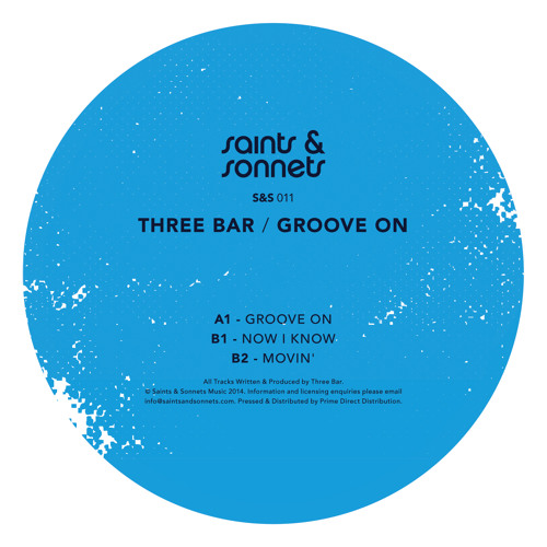 SAS011 - Three Bar - Groove On