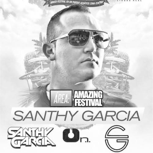 Santhy Garcia AMAZING FESTIVAL 2014 - 06 - 22 21h00m08