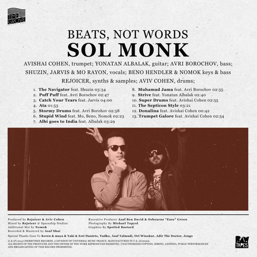 02 Sol Monk - Puff Puff