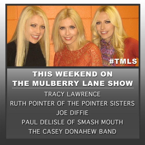 The Mulberry Lane Show (Weekend of June 21st)