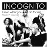 Incognito - I Love What You Do For Me - MasterPI Club Edit