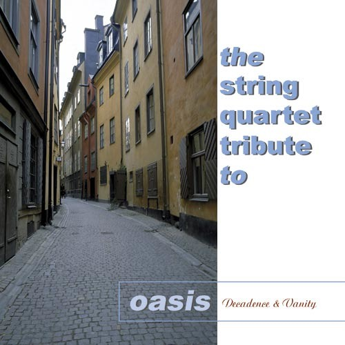 """Vitamin String Quartet Performs Oasis' """"Wonderwall"""" from The String Tribute to Oasis"""