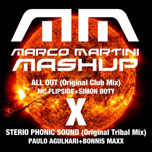MASHUP ALL OUT  STERIO PHONIC
