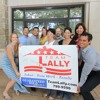 Customer says Team Lally is the best place on the island to buy a house!