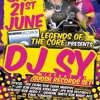 Graeme Smith B2B Marc Apz - Set from Legends of the Core presents Dj SY