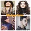 Mashup song of ROAR, BRAVE, ROYAL by @Famousangsa - Katy Perry, Sara Bareilles, Lorde