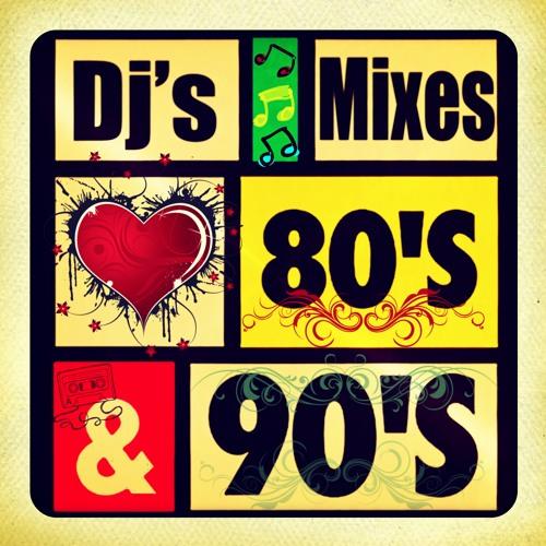 DJ's 80's - 90's mixes
