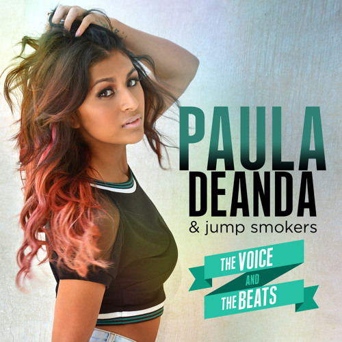 Paula DeAnda feat. Jump Smokers - Tippy-Toes