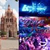 DJNENE MIX CUMBIAS ANGELES AZULES 2014 Portada del disco