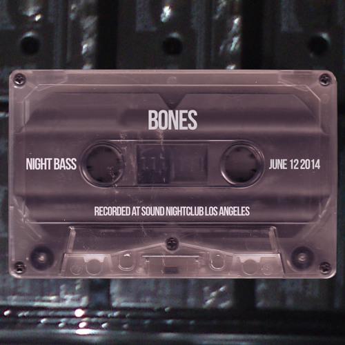 Bones Live @ Night Bass (June 12, 2014)