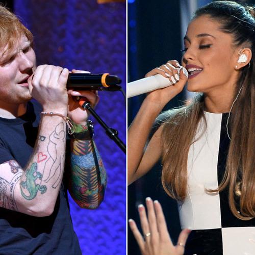 New Music Roundup: Ed Sheeran, Ariana Grande