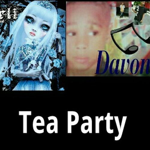 Kerli And Davonte' Tea Party