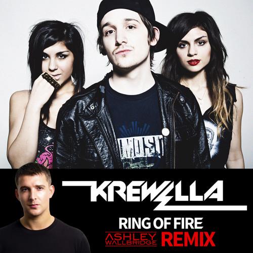 Krewella - Ring of Fire (Ashley Wallbridge Remix)