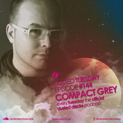 Dusted Tuesday #144 - Compact Grey (Jun 24, 2014)